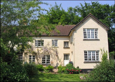 Bed and Breakfast Huntsham Dartmoor